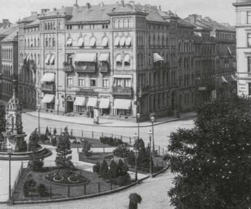 Kassel als junge Großstadt Cover